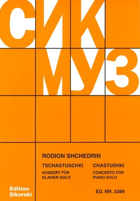 Product Cover for Rodion Shchedrin – Chastushki