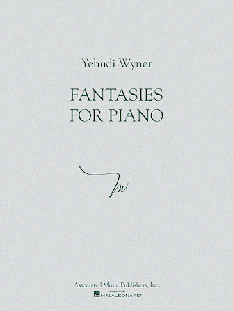 Product Cover for Fantasies for Piano