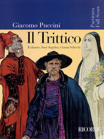 Product Cover for Puccini – Il trittico