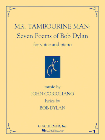 Product Cover for Mr. Tambourine Man: Seven Poems of Bob Dylan