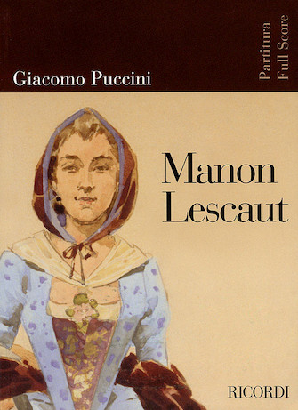Product Cover for Puccini – Manon Lescaut