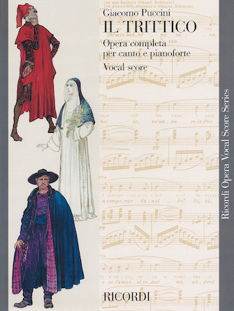Product Cover for Puccini – Il Trittico