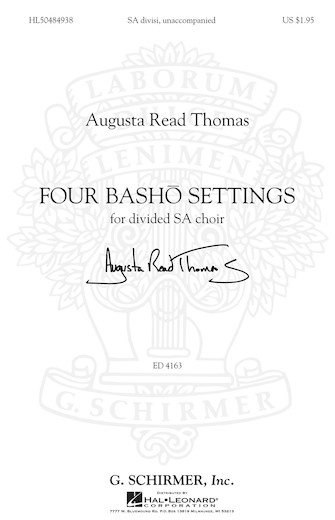 Product Cover for Four Basho Settings