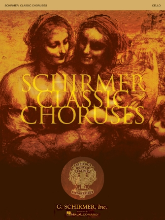 Product Cover for Schirmer Classic Choruses