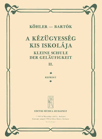 Product Cover for Little School of Velocity, Op. 242 – Volume 2