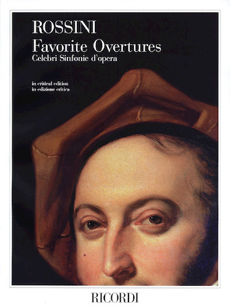 Product Cover for Gioachino Rossini – Favorite Overtures