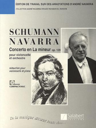 Concerto for Violoncello in A Minor, Op. 129