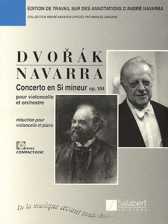 Antonín Dvorák – Concerto in B minor
