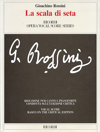 Product Cover for Gioachino Rossini – La scala di seta (The Silken Ladder)