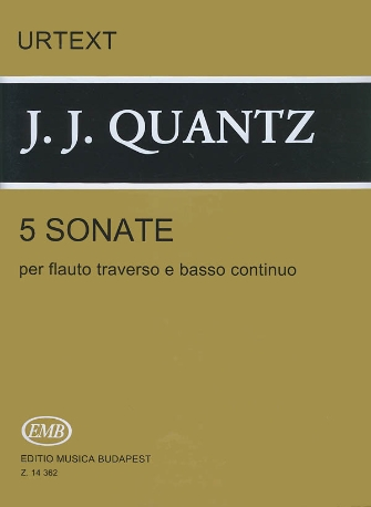 Product Cover for 5 Sonatas