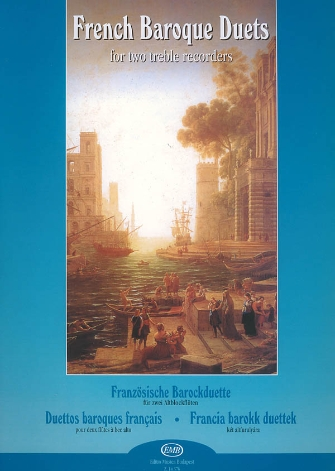 Product Cover for French Baroque Duets