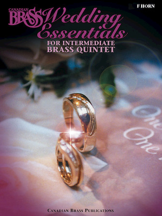 Product Cover for The Canadian Brass Wedding Essentials – Horn in F