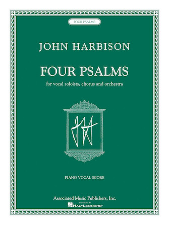 Product Cover for Four Psalms