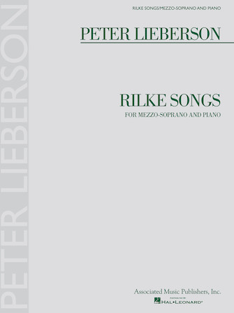 Product Cover for Rilke Songs