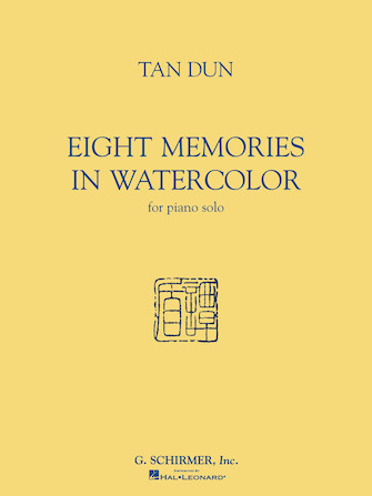 Product Cover for Tan Dun – Eight Memories in Water Color