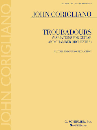 Product Cover for Troubadours