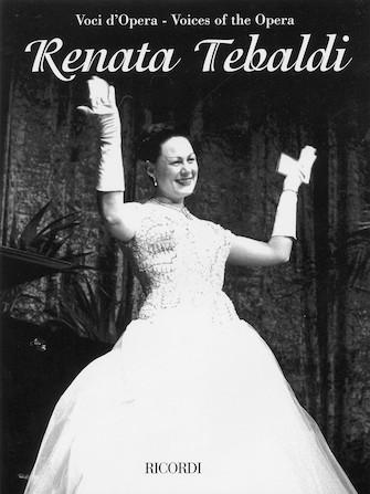 Product Cover for Renata Tebaldi