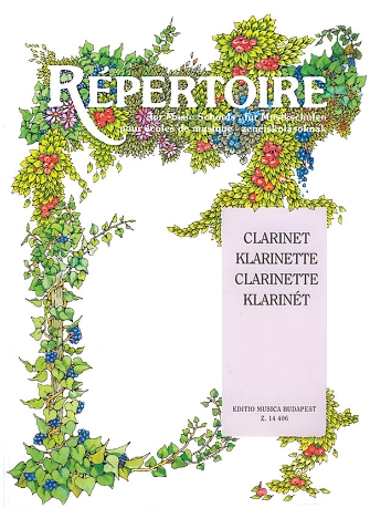 Product Cover for Repertoire for Music Schools