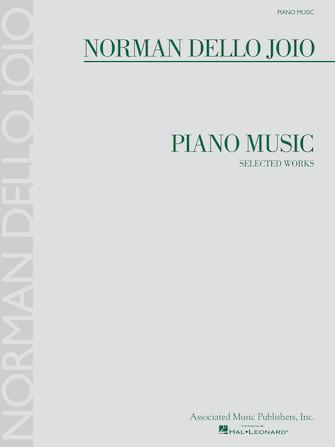 Product Cover for Dello Joio – Piano Music