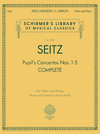 Product Cover for Pupil's Concertos, Complete