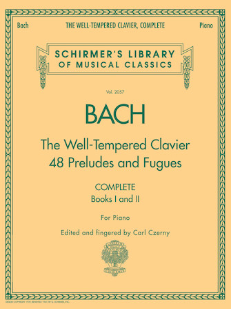 Product Cover for The Well-Tempered Clavier, Complete