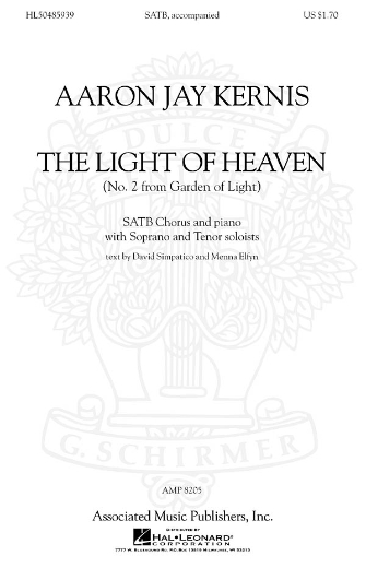 Product Cover for Choral Movements from Garden of Light