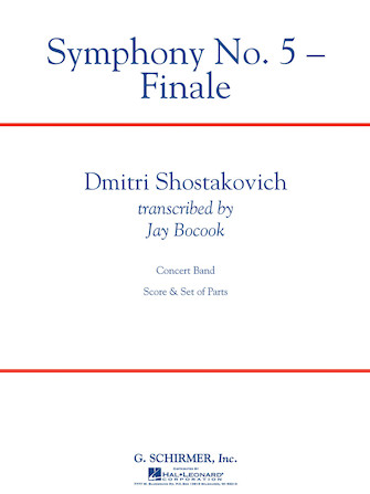 Product Cover for Symphony No. 5 – Finale