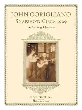 Product Cover for Snapshot: Circa 1909