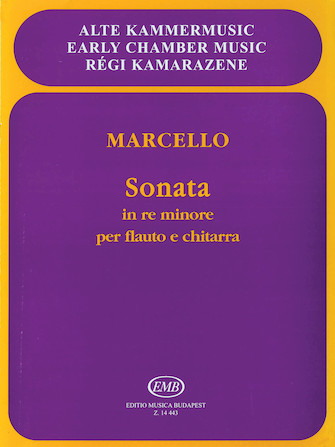 Product Cover for Sonata in D Minor, Op. 2, No. 2