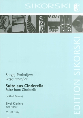 Product Cover for Suite from Cinderella