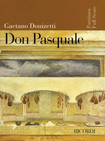 Product Cover for Don Pasquale