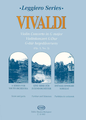 Violin Concerto in G Major, Op. 3, No. 3