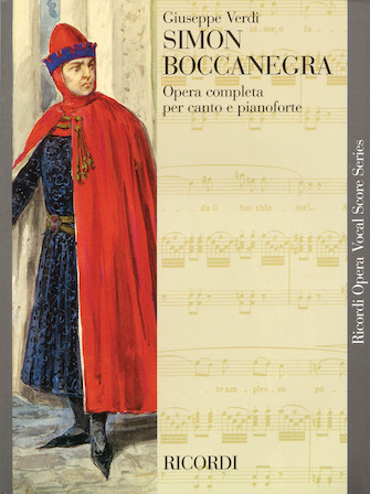 Product Cover for Simon Boccanegra