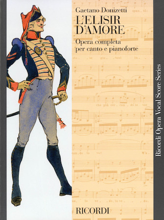 Product Cover for L'elisir d'amore