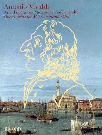 Product Cover for Vivaldi Opera Arias for Mezzo-Soprano/Alto