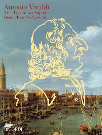 Product Cover for Antonio Vivaldi Opera Arias for Soprano