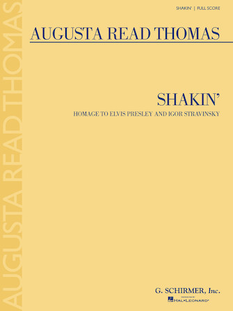 Product Cover for Shakin' – Homage to Elvis Presley and Igor Stravinsky