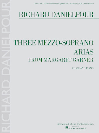 Product Cover for Three Mezzo-Soprano Arias from Margaret Garner