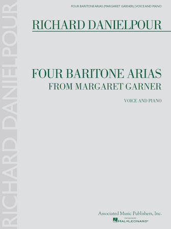 Product Cover for Four Baritone Arias from Margaret Garner