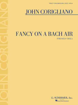Product Cover for Fancy on a Bach Air