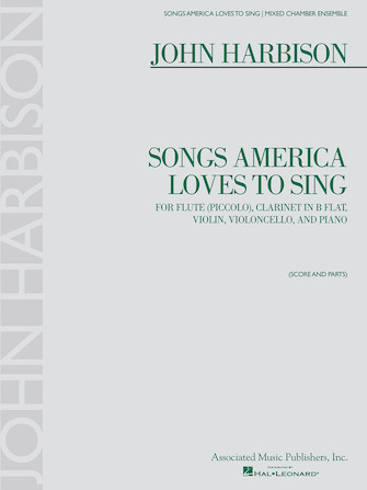 Product Cover for Songs America Loves to Sing