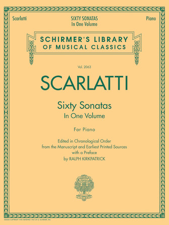 Product Cover for 60 Sonatas, Books 1 and 2
