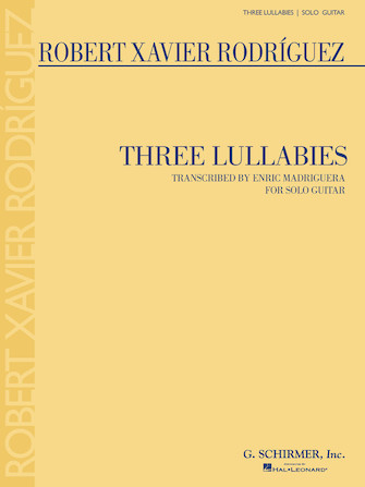 Product Cover for Three Lullabies