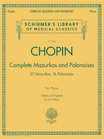 Product Cover for Complete Mazurkas and Polonaises