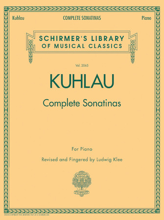 Product Cover for Kuhlau – Complete Sonatinas for Piano