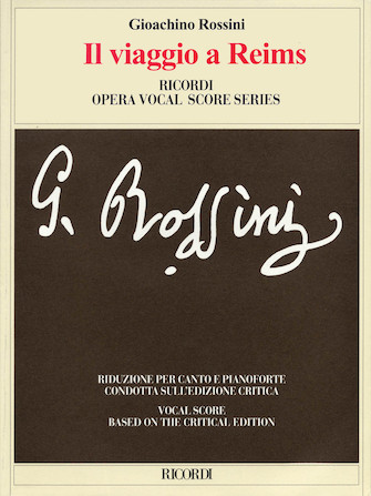 Product Cover for Il Viaggio à Reims (The Journey to Rheims)