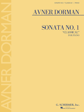 "Product Cover for Sonata No. 1 ""Classical"""