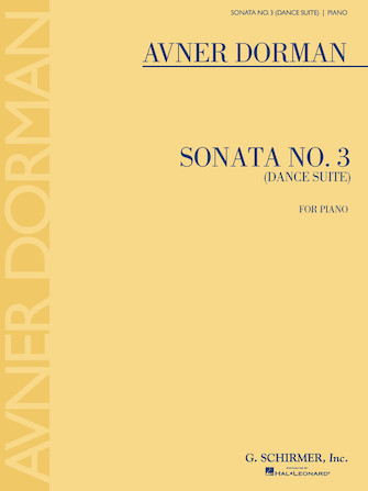 Product Cover for Sonata No. 3 (Dance Suite)