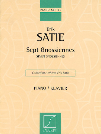 Product Cover for Seven Gnossiennes