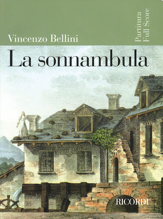 Product Cover for La sonnambula